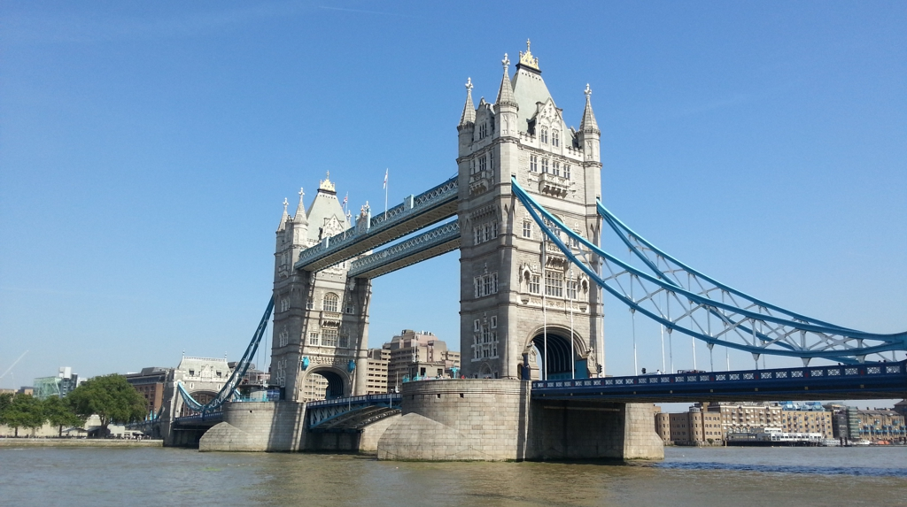 Tower bridge, London (UK) 2013